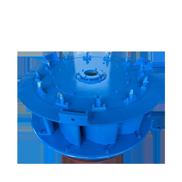 Kaplan Water Turbine