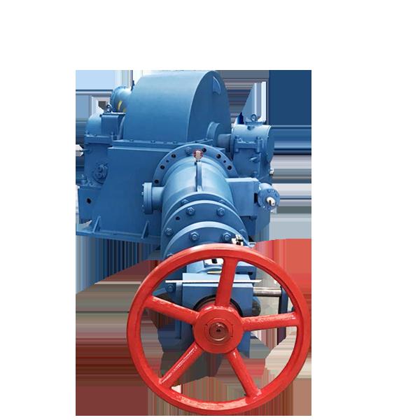 Hydraulic Turgo Turbine